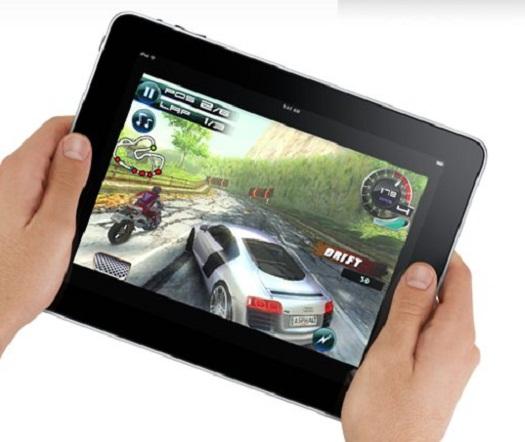 Обзор игр для iPad