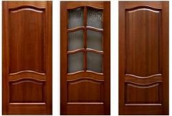 Какие материалы используются для изготовления и о чем необходимо знать при приобретении недорогих межкомнатных дверей?