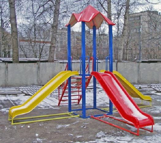 Горки для детей