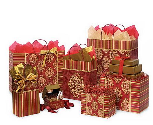 Подарочные упаковки: какие виды ее бывают и изготовляются ли коричневые мешочки из органзы?